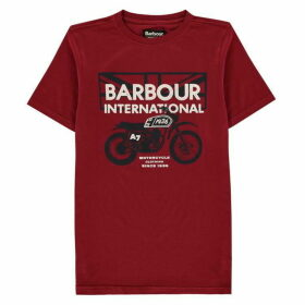 Barbour International Sparks T Shirt