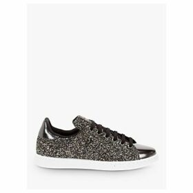 Victoria Shoes Tenis Glitter Trainers, Grey