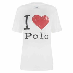 POLO RALPH LAUREN Heart Polo T Shirt