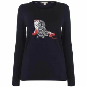 Barbour Lifestyle B.LI Broads Tee Ld94
