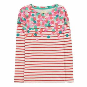 Joules Harbour Stripe T Shirt