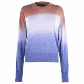 Sportmax Code Ucraina Gradient Knit Cardigan