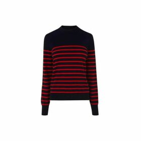 LK Bennett Carson Striped Jumper