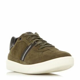 Barbour Lifestyle Track Side Stripe Detail Sneakers