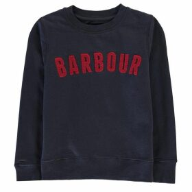 Barbour Lifestyle Barbour Logo Crw Swt Jn94