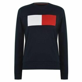 Tommy Hilfiger Chest Logo Crew Sweater