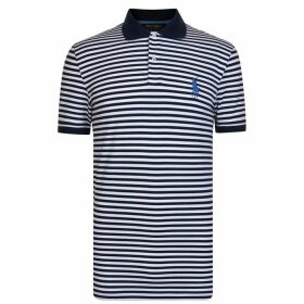 Polo Ralph Lauren Polo Stripe Polo Shirt Mens
