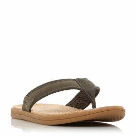 Dune Seaside Flip Cork Flip Flops