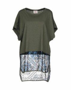 PROJECT -- [FOCE] -- SINGLESEASON -- TOPWEAR T-shirts Women on YOOX.COM