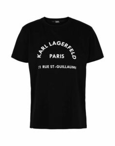 KARL LAGERFELD TOPWEAR T-shirts Women on YOOX.COM