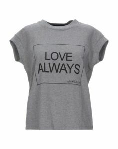 ARMANI JEANS TOPWEAR T-shirts Women on YOOX.COM