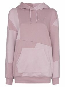 adidas by Danielle Cathari x Daniëlle Cathari two-tone panelled hoodie