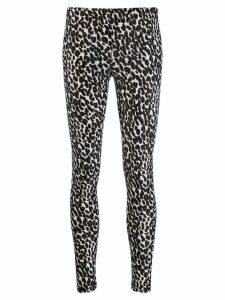 La Doublej leopard-print leggings - NEUTRALS