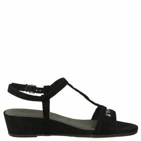 Emilie Leather Sandals