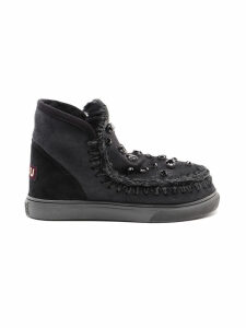 Mou Eskimo Sneaker W/strass