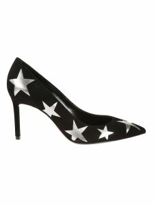 Saint Laurent 85 Star Pumps