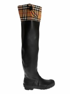 Burberry Lf Freedie Over-the-knee Boots