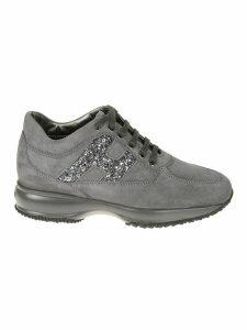 Hogan Interactive H Glitter Sneakers