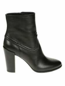 Tods Side Zip Ankle Boots