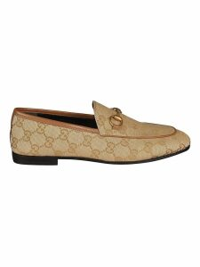 Gucci Original Classic Double G Logo Loafers