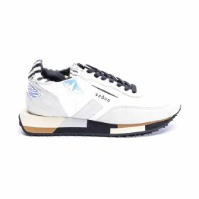 Ghoud Rush Leather Sneakers
