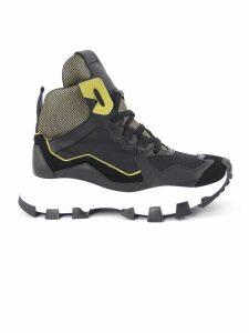 Cinzia Araia Black Dragon Trail 300 Sneakers