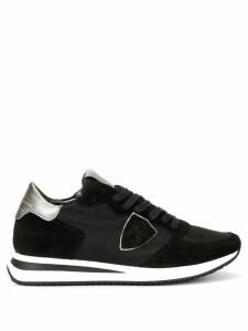 Philippe Model side logo sneakers - Black