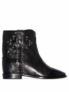Isabel Marant Cluster ankle boots - Black