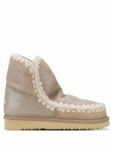 Mou Eskimo 18 boots - Neutrals