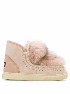 Mou Eski sneaker boots - PINK