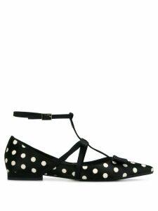 Anna Baiguera Annadea ballerina shoes - Black