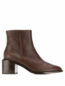 Clergerie Xenia ankle boots - Brown