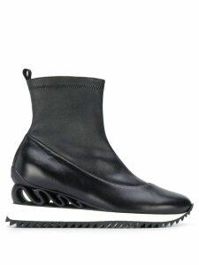 Le Silla Reiko Wave sneakers - Black