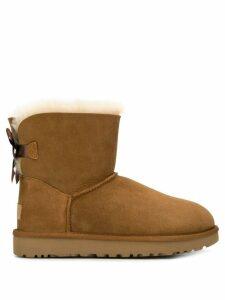 Ugg Australia mini Bailey boots - Brown