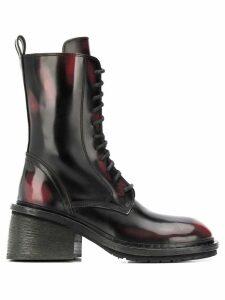 Ann Demeulemeester Marti boots - Purple