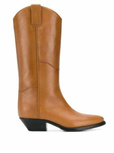 P.A.R.O.S.H. Pelly Shoe boots - Brown