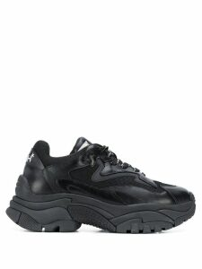 Ash Addict chunky sneakers - Black