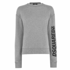 DSquared2 Sleeve Logo Sweater