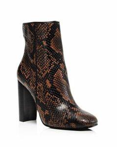 Aqua Women's Soren Block Heel Booties - 100% Exclusive