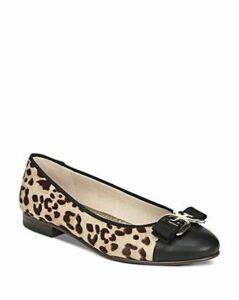Sam Edelman Women's Mage Leopard-Print Ballet Flats