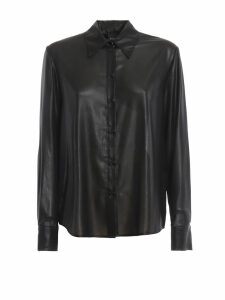 Pinko Smorzare Georgette Shirt