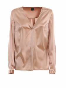 Pinko Vendere Satin Blouse