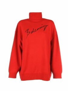 Balenciaga Long Sleeves Turtleneck