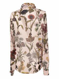 Ermanno Ermanno Scervino Floral Shirt