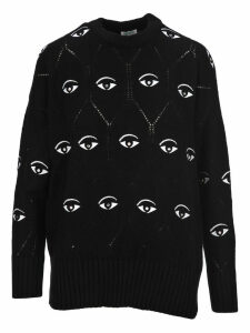 Kenzo All Over Eye Jumper