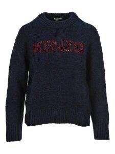 Kenzo Embellished Logo Sweater