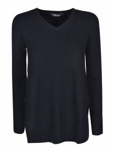 S Max Mara V-neck Longer Jumper