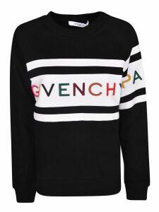 Givenchy Logo Round Neck Sweatshirt