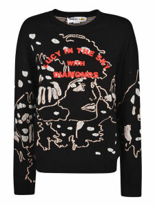 Stella McCartney Lucy Crew Neck Sweater