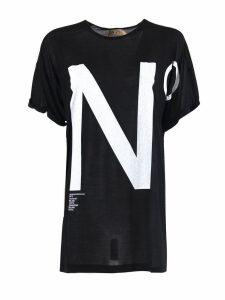 N.21 Black Modal T-shirt